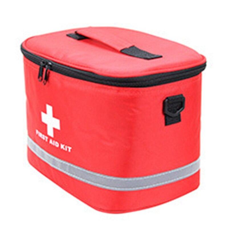 1 pc saco de sobrevivência de emergência mini kit de primeiros socorros esporte kits viagem em casa saco de primeiros socorros do carro ao ar livre