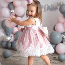 Dress Newborn Princess-Dresses Carnival-Costume Easter Baby-Girls Infant First 1st-Year
