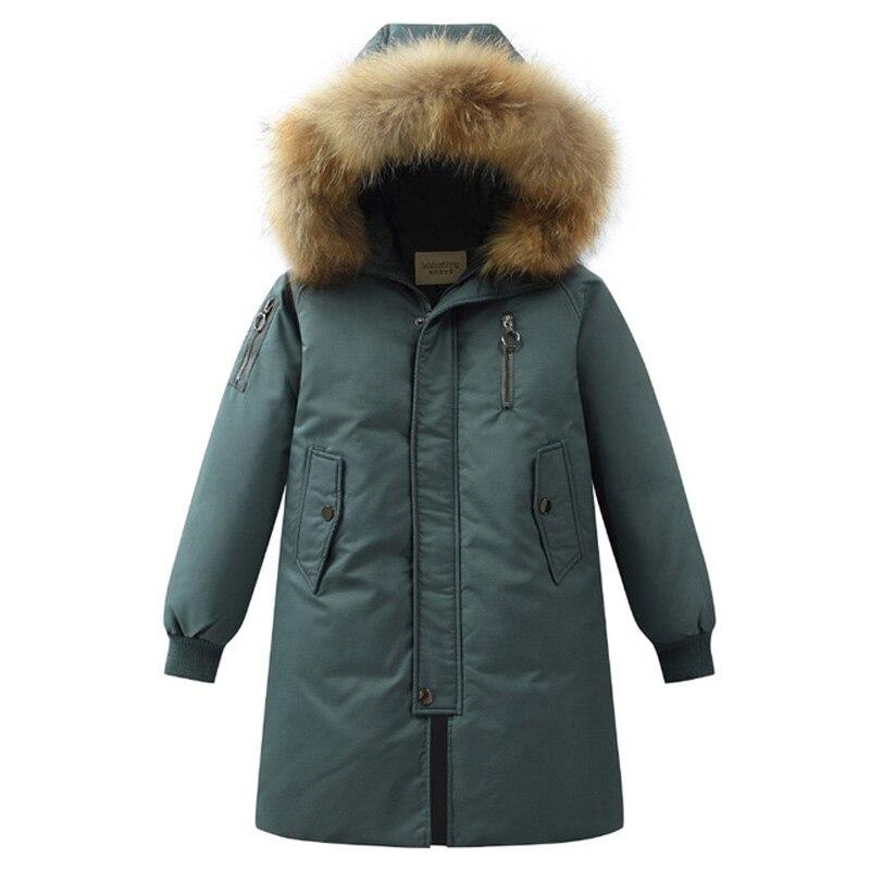Yeni 2016 boys için çocuk kış ceketler parkas polar kalın sıcak kapüşonlu pamuk-yastıklı genç erkek ceket çocuklar giyim DQ125