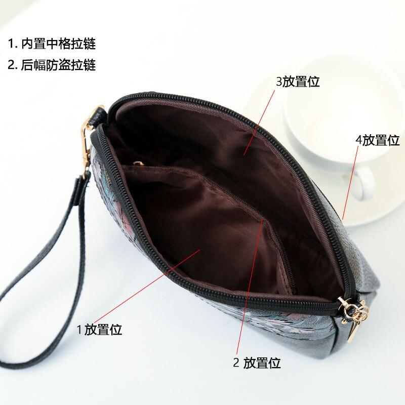 Image 4 - Cross Body Ladies Hand Designer Luxury Bag Fashion Ladies Luxury Bags 2020 PU Hobos Casual Women Shoulder Bags Cross Body BagsShoulder Bags   -
