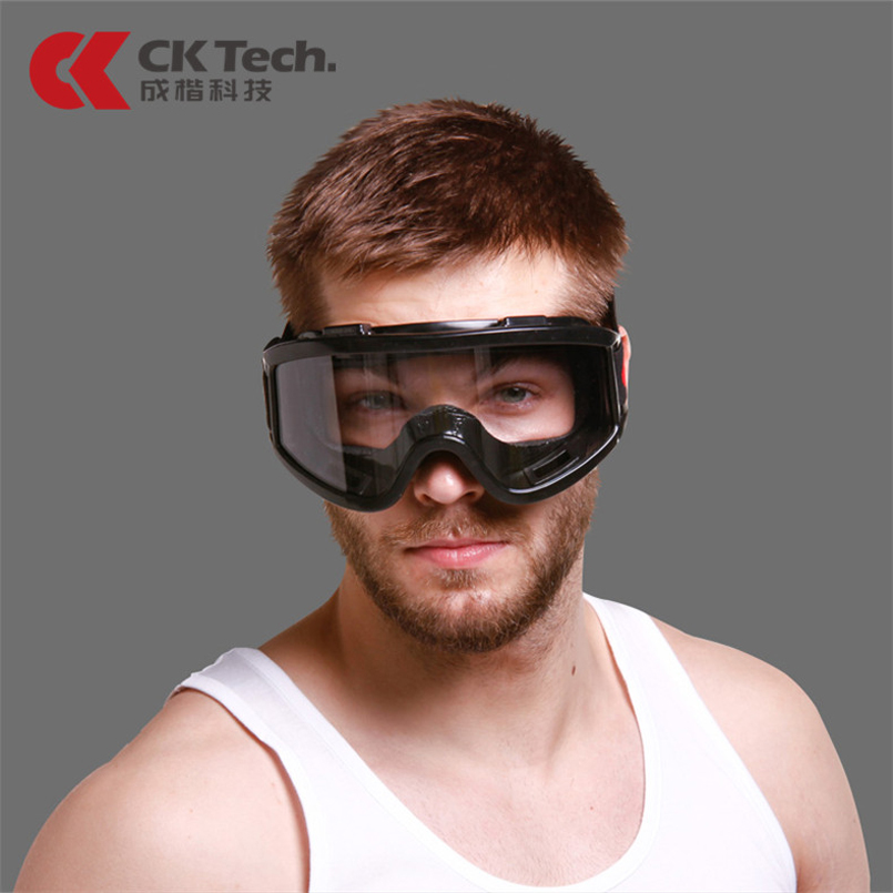 CK Tech.Safety Goggles Tactical Goggles Anti-Shock Shockproof And Dust Industrial Labor Protective Glasses Windproof Eyewear