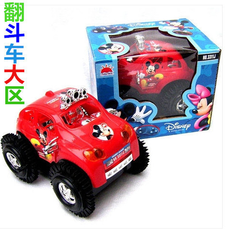 Electric Dump Truck Mickey Dump Truck Children Electric Educational Toy Electric Mickey Che Toy