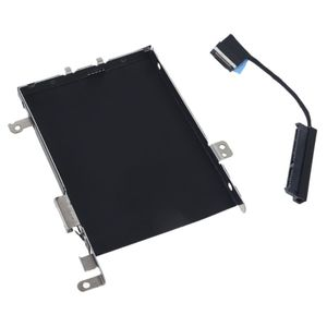 HDD Caddy Bracket Hard Drive Adapter SSD Cable Connector Laptop Accessory Screw for DELL Latitude E5570 Laptop