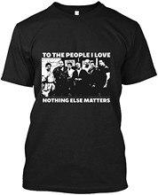 Os sopranos a família os filmes dos sopranos para ser pessoas eu amo nada mais importa presentes engraçados unisex vintage camiseta