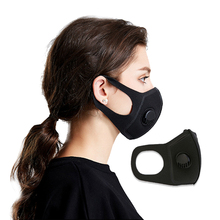 Air Pollution Mask Mask Anti Pollution Mouth Caps Mask Virus Outdoor 3d Anti Dust  Protection Pm2.5 Mask