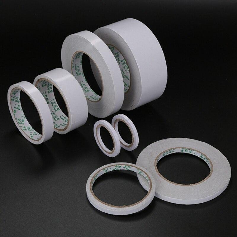 7 tipos de melhoria da casa dupla face fita adesiva acrílico branco sem traços etiqueta led tira tablet telefone do carro fixo tap