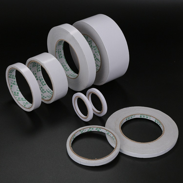 7Types Home Improvement Double Sided Adhesive Tape Acrylic White No Traces Sticker LED Strip Car Phone Tablet Fixed Tap