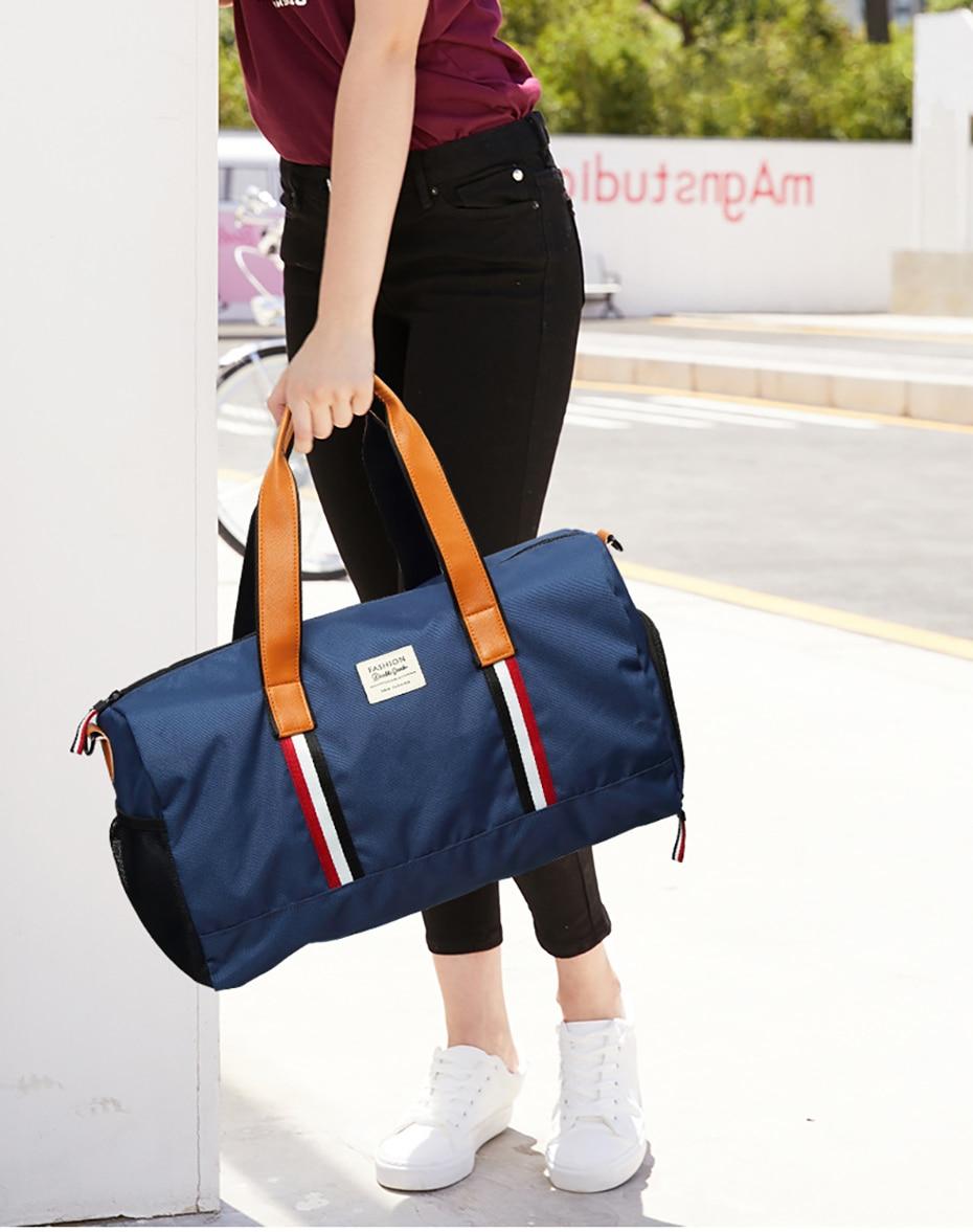 Fitness Gym Sport Bags Men and Women Waterproof Yoga Bag Outdoor Travel Camping Multi-function Sac De Yoga Sports Handbag08