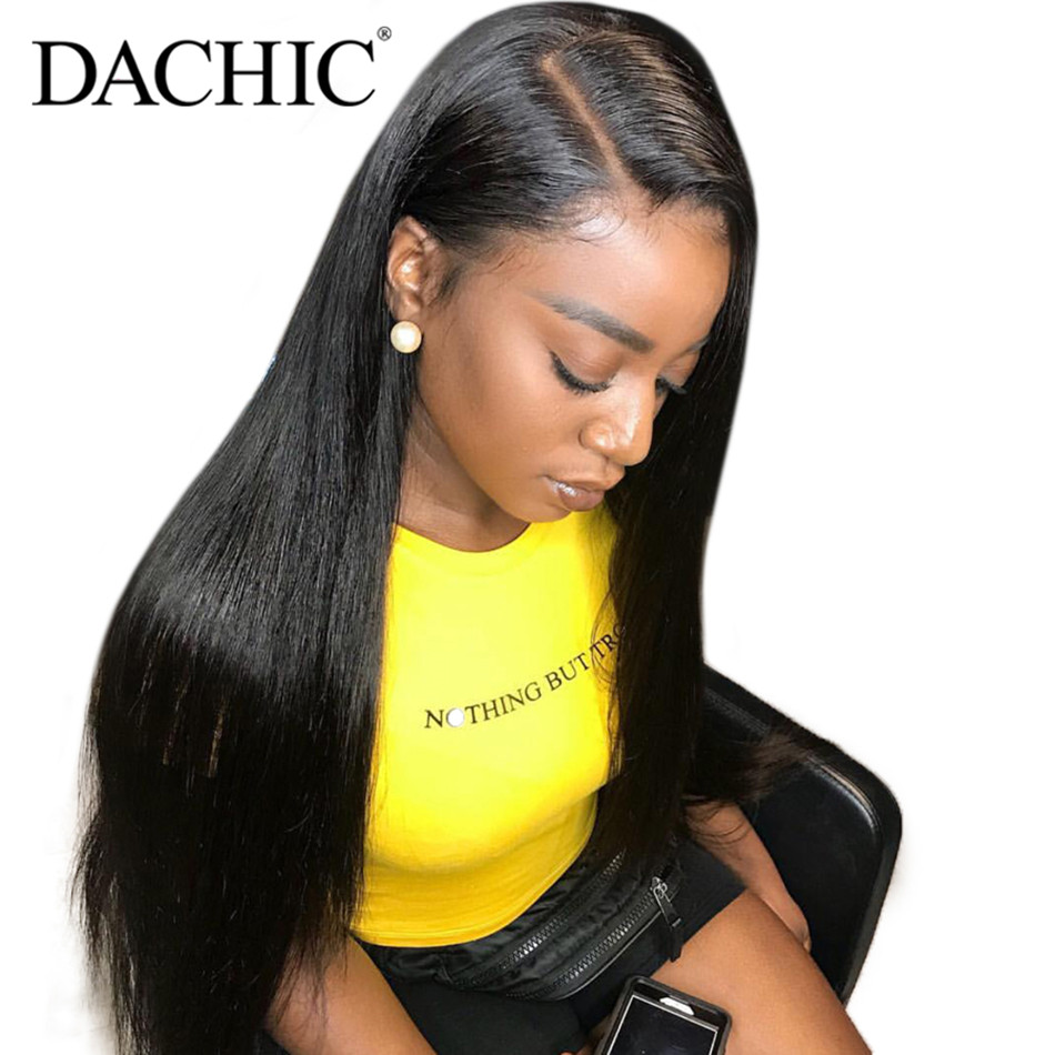 13x6 Lace Front Human Hair Wigs Straight Pre Plucked 8-26 Inch 150% Isee Hair Wig Malaysian Remy Hair Straight Lace Frontal Wigs