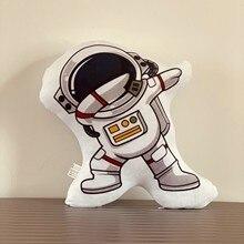 Pillow Birthday Gift Pillow Birthday Gift Soft Sleeping Plush Toy Space Suit Astronaut Doll Plush Toy Pillow Children's Toy