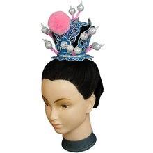 Opera Zijin Guan Duzi tou Jing Yue Opera kostium taneczny film Jia Baoyu nakrycie głowy korona książę góry