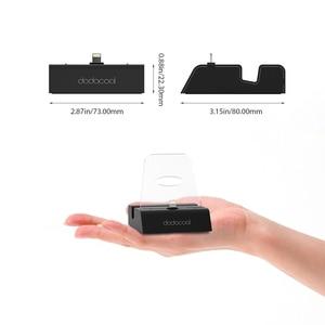 Image 3 - Dodocool Base de carga certificada por MFi, soporte de estación con conector de Audio de 3,5mm, Cable USB de 3,3 pies para iPhone Series