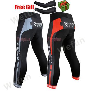 [9D podkładka żelowa] Funplus spodnie rowerowe przycięte spodnie górska droga 3 4 spodenki na rower szybkie pranie Cyling koszule ubrania tanie i dobre opinie CN (pochodzenie)