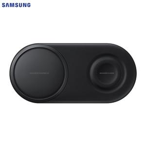 Image 3 - Samsung Original 25W Schnelle Drahtlose Ladegerät 2,0 Duo Pad Für Samsung Galaxy S10 S10 + S10E Galaxy Uhr Aktive galaxy Getriebe S4 S3