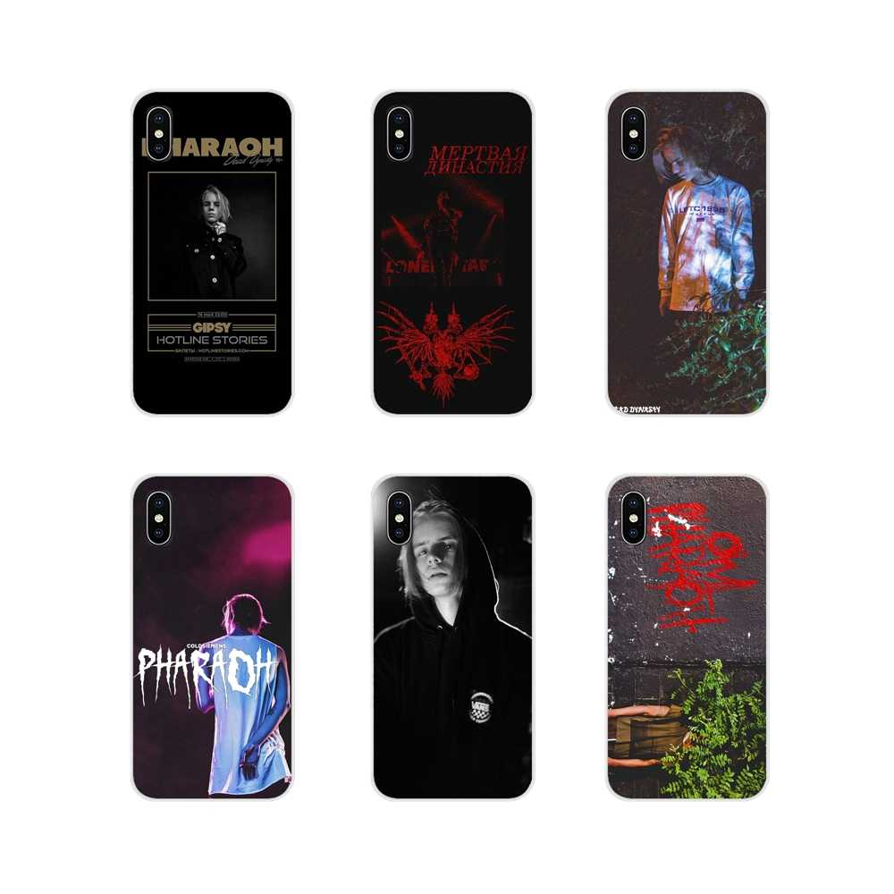 Pharaoh russian rapper For Huawei Mate Honor 4C 5C 5X 6X 7 7A 7C 8 9 10 8C 8X 20 Lite Pro Accessories Phone Cases Covers