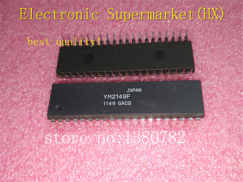 Free Shipping 20pcs/lots YM2149F YM2149 DIP-40 IC In stock! free shipping 5pcs lots ad595aq ad595 dip 14 ic in stock