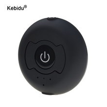 Kebidu H-366T Bluetooth 4,0 A2DP Multi-Punto de Audio inalámbrico Bluetooth transmisor de música adaptador Dongle estéreo para TV PC inteligente