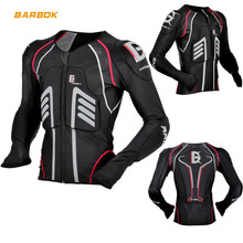 Motorcycle Jackets Off-Road Protective Gear Protection Armor Racing MTB Clothing Motocross Motorbike Protector Men Riding Jacket цена и фото