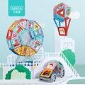 Beiens brinquedos magnéticos para crianças ímã blocos de construção crianças designer magnético construtor brinquedo quebra-cabeça do bebê educacional diy presente