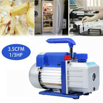 цена на Honhill Mini Vacuum Pump Compressor Vacuum Pump 220V Air Conditioner Refrigerator Maintenance Vacuum Pump 100 L/min
