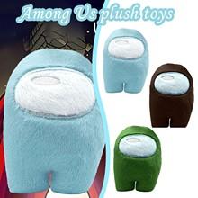 Plush-Toy Doll Us-Game Among Soft Small Kawaii Stuffed Cute Christmas-Gift with Music