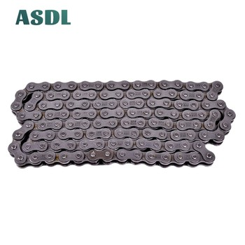 Motorcycle 520 Chains Sprocket 120links Motorcycle ATV Pit Bike Drive Chain ybr 125 Non Oil Seal Chain #d