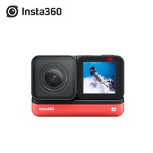 Insta360 bir R 2020 yeni spor eylem kamera 5.7K 360 4K geniş açı su geçirmez Video kamera iPhone ve Android