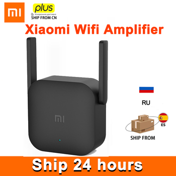 Original Xiaomi WiFi Amplifier Pro 300Mbps Amplificador Wi-Fi Repeater Wifi Signal Cover Extender Repeater 2.4G Mi Wireless