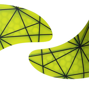 Image 2 - FCSII G5 M Size Tri fin set Surfboard Honeycomb Fins FCS 2 Fin Hot Sell FCS II Fin Quilhas