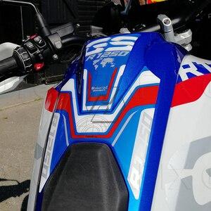 Image 2 - BMW R1250GS R1250 GS LC 2018 2020 용 3D 오토바이 가스 탱크 패드 보호대 케이스