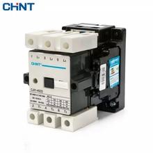 1 pieza nuevo Contactor de CA CJX1-45/22 3TF46 45A 24 V/36 V/48 V/110 V/220 V/380 V punto de contacto plateado v v trio