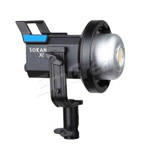 Image 2 - Sokani X60 V2 Led Video Licht 80W 5600K Versie 2 Daglicht CRI96 Tlci 95 + 5 Pre Geprogrammeerd Verlichting Effect Bowens Mount