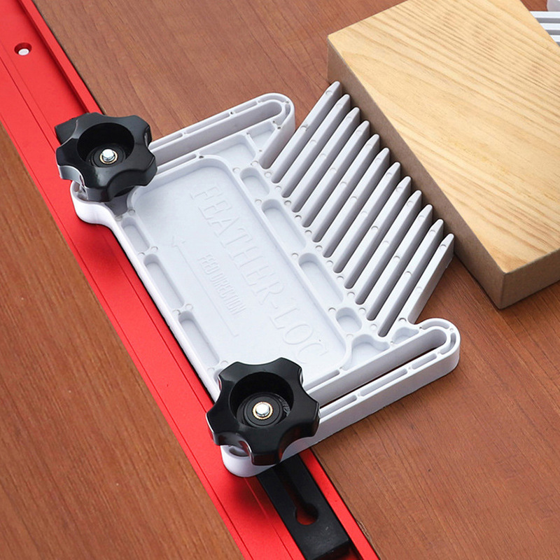 Wooden Router Engraving Trimmer Models ABS Router Table Carpenter Auxiliary Tools Woodworking Flip Engraving Machine Carpentry