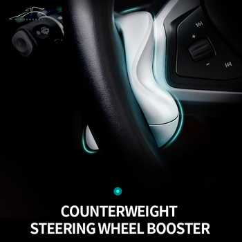 TESLA Model 3 S X Counterweight ring Autopilot FSD Automatic assisted driving AP Steering wheel booster