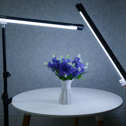 LED Stick Lamp Video Light Portable Photography Studio Lamp Warm & Cold Color Phone App Control + handbag LED Stick light