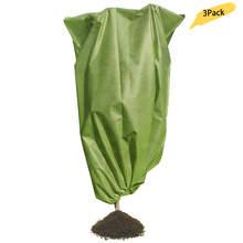 3pcs/set Warm Worth Frost Blanket Protection Bags for Shrubs Dwarf Trees Flowers from Bad Weather or Pests Plant Caver Bag