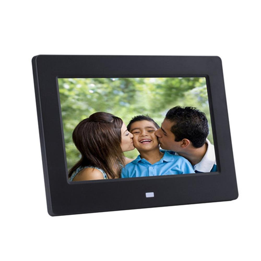 USB Digital Photo Frame Digital Picture Frame Support USB and SD Card 10.1 Inch HD IPS Display with Motion Sensor and Remote Control