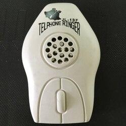 Wzmacniacz dzwonka telefonicznego  głośny głośnik telefoniczny  wzmacniacz dzwonka odpowiadający na akcesoria do telefonu stacjonarnego|Telefony|Telefony komórkowe i telekomunikacja -