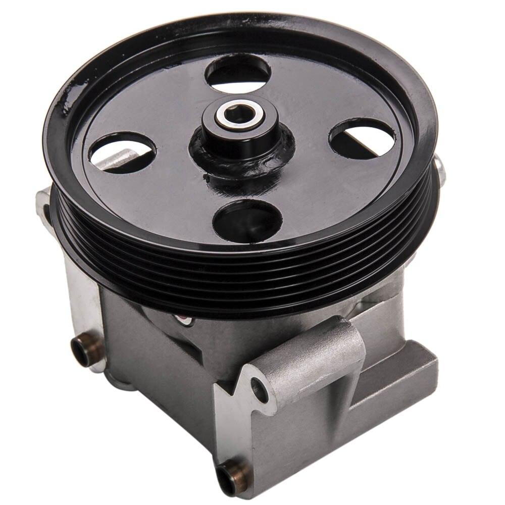 Otomobiller ve Motosikletler'ten Hidrolik Direksiyon Pompaları ve Parçaları'de Hidrolik direksiyon pompası Ford c max 1.4 1.6 1.8 Volvo C30 S40 V50 1.6 4M513A696AD title=