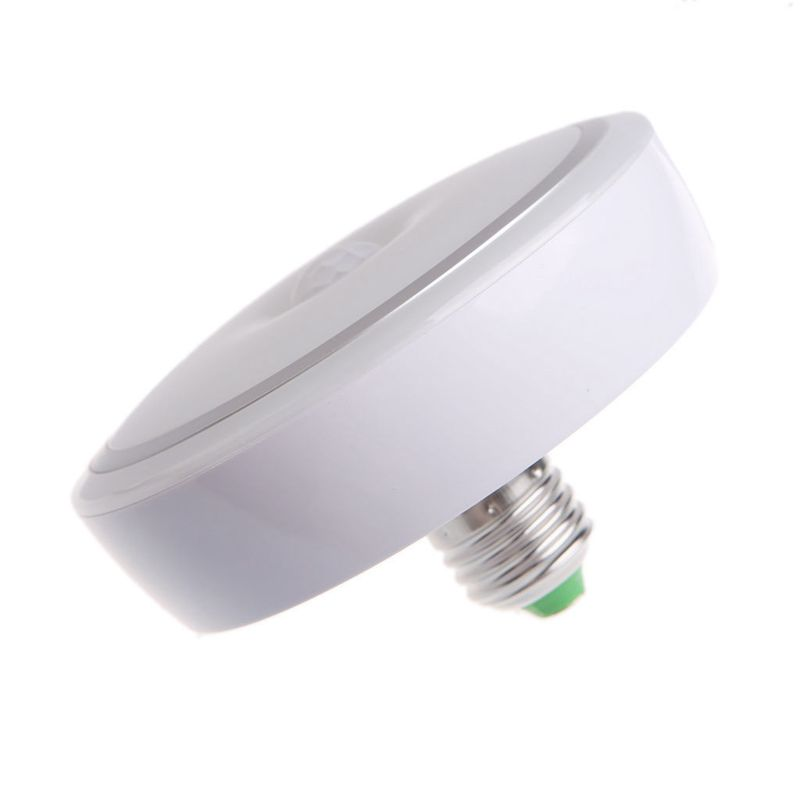15W Motion Sensor Light Bulb - Super Bright Motion Activated Led Bulb with Motion PIR Infrared Sensor
