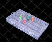5d алмазная живопись 52 коробка для бутылочек пластиковая Алмазная