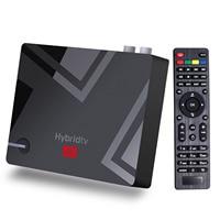 Mecool-TV Box K5 Amlogic S905X3, Android 9,0 inteligente, DVB-S2, DVB-T2, 2GB de RAM, 16GB de ROM, 2,4G, 5G, WiFi, Bluetooth, 4K