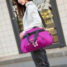 ผู้ใหญ่กระเป๋าถือ Crossbody Cavans กระเป๋าเดินทางสำหรับเด็กเต้นรำบัลเล่ต์กระเป๋ายิมนาสติกกีฬาโยคะสำหรับสาวสุภาพสตรี