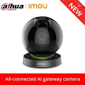 New Arrival Dahua Imou Ranger IQ IP Camera All-connected AI gateway camera Starlight Night Vision 360° Surveillance camera(China)