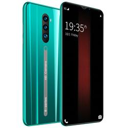 Rino3 Pro 5,8-дюймовый экран для телефона на Android, фиолетовая Капля воды, смартфон, Одноцветный мобильный телефон, крутая модная форма