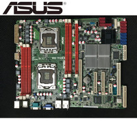 Asus Z8NA D6 Motherboard X58 LGA 1366 For Xeon 5500 Socket Core i7 DDR3 UDIMM 24GB RDIMM 48GB REG 10600R 8500R Mainboard