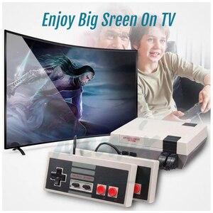 Image 4 - Mini Tv Video Game Console, Nes 8 Bit Console, Gebouwd In 620 Retro Games, ondersteuning Tv Uitgang, Kinderen Gift