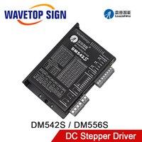 Leadshine Digital Stepper Motor Driver 2Phase DM542S DM556S Input Voltage 20 50VDC
