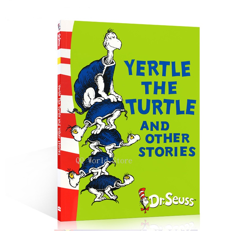 20-1Yertle The Turtle And Other Stories