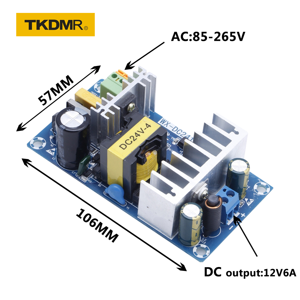 Power Supply Module Board Switch <font><b>AC</b></font>-<font><b>DC</b></font> Switch Power Supply Board AC100-240V to <font><b>DC</b></font> 5V12V 15V 24V 36V <font><b>48V</b></font> 1A 2A <font><b>3A</b></font> 4A 5A 6A7A8A 9A image